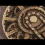 3D stampata Clock