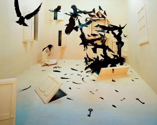 Escenas oníricas von JeeYoung Lee