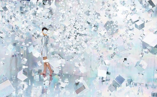 Scene oniriche von JeeYoung Lee