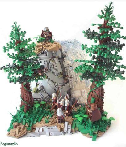 Lego Fantasy bygninger