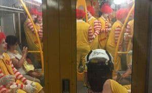 Ronald McDonalds Terror