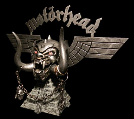 Motörheads Warpig Statue2