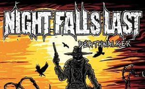 Album Review: Last Night Falls - Deathwalker
