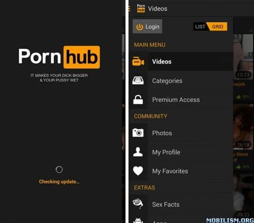Pornhub-App