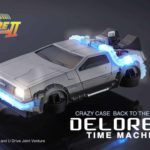 Retour vers le futur II: Delorean iPhone 6 coquille