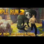 Bruce Lee is back: Temple Run 2