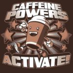 Powers Caffeina Attiva