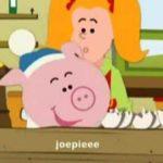 Das pupsende Schwein