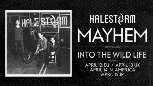 DBD: Mayhem - Halestorm
