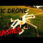 Drone Crashes Compilation