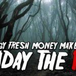 Froggy Fresh: Friday The 13th