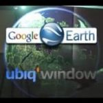 Holograma de Google Earth