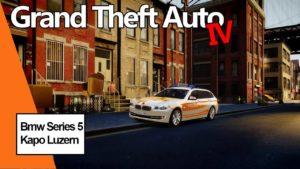 GTA IV Suisse Mods: Mit Schweizer Polizeiautos durch die Strassen flitzen