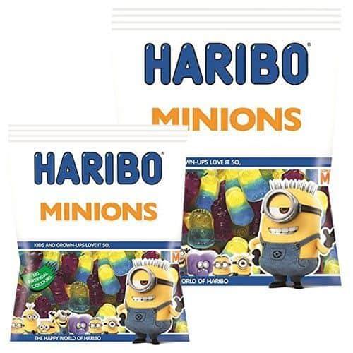 Miniony Haribo