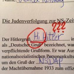 Hi Hitler! - Yo Rommel!