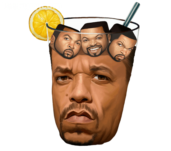 Ice T(ea) with Ice Cubes