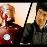 Iron Man contro Bruce Lee