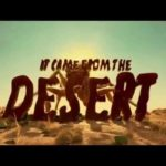 Ele veio do deserto – Trailer e cartaz