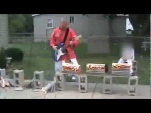 Karate Guitar