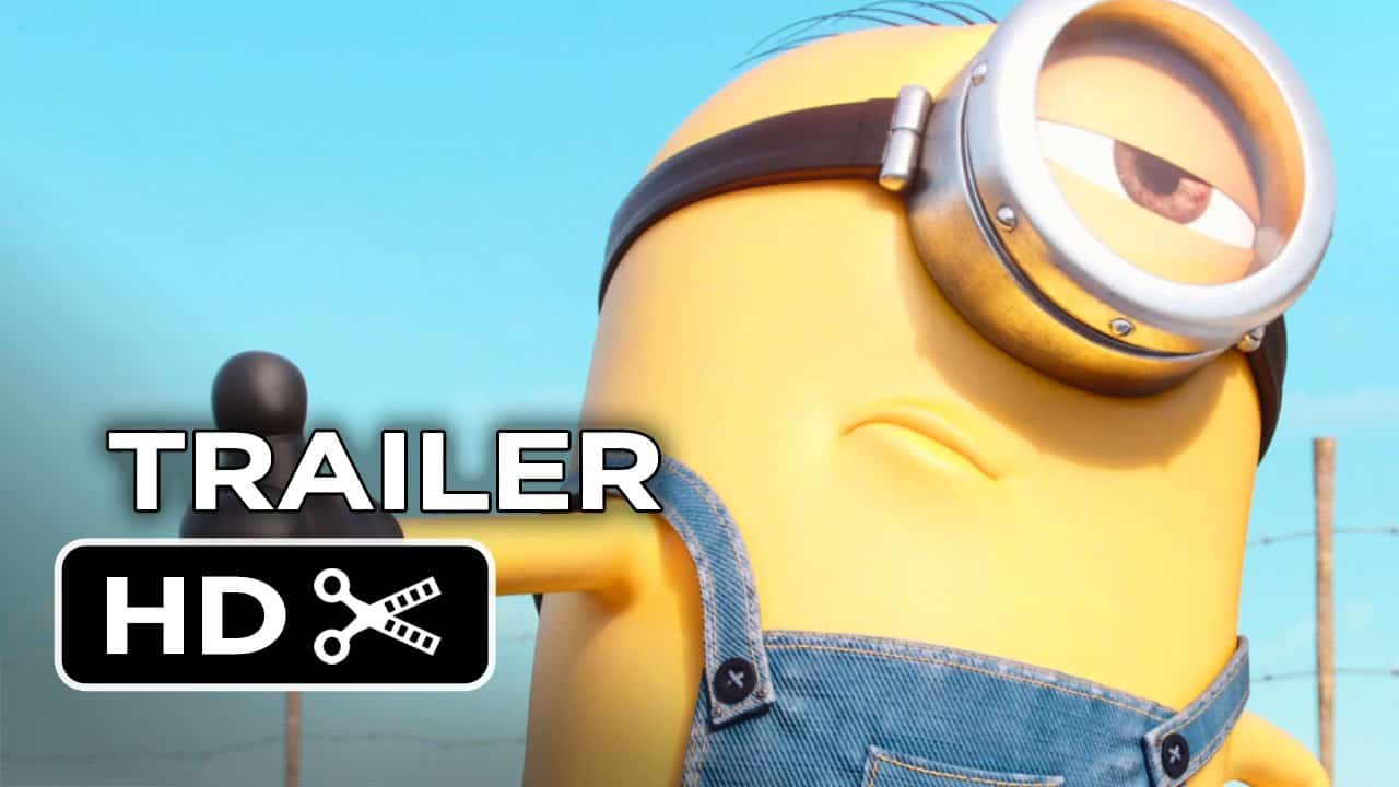 Minions – Trailer #2 | Dravens Tales from the Crypt