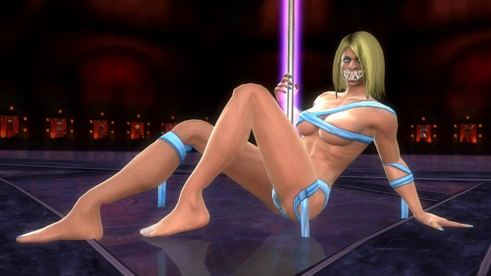 Mortal kombat girls nake mod on ps pornos picture