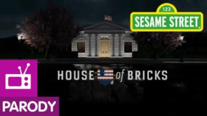 Sesame Street: House of Bricks (House of Cards Parodia)