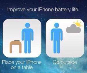 Smartphone Akkulaufzeit verlängern