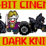The Dark Knight 8-bitarsversion