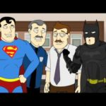 The Dark Knight voldoet aan Superman
