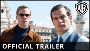 The Man From U.N.C.L.E. – Trailer
