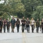"Forh̴ndsvisning ""The Walking Dead"" Squadron 5, Episode 12 РKampanje und Sneak Peak"