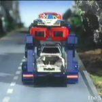 Transformers Werbung, bevor es Transformers waren