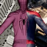 Nu digitale gereconstrueerd voor Spider-Man naar de Big Apple