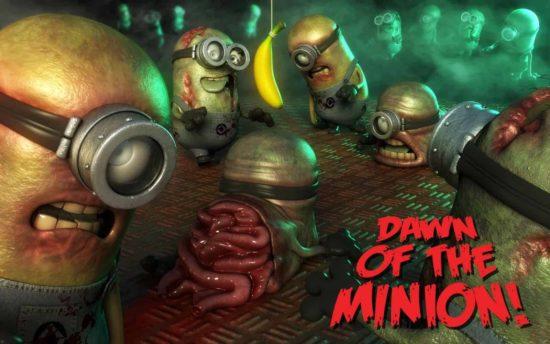Dawn of the Minion
