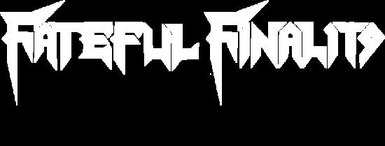 Fateful Finality Logo