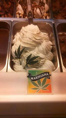 Marijuana Ice Cream