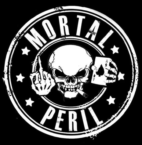 Mortal Peril - Logotyp