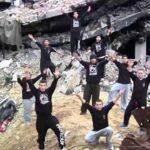 After Banksy – Parkour in Gaza