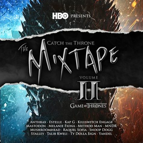"""Game of Thrones""-Mixtape mit Anthrax, Mastodon & Killswitch Engage så Gratis nedladdning"