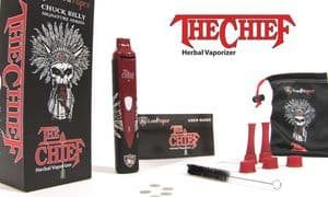 The Chief Herbal Vaporizer von Testaments Chuck Billy