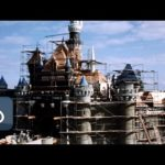 The construction of Disneyland in 1955 Time Lapse