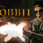 Gangsta Hobbit РMenace II Midg̴rd: En Hobbit Rap Slaget