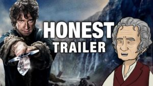 Honest Trailer - The Hobbit: Battle of the Five Armies