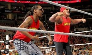 Wrestling: Snoop Dogg und Hulk Hogan im Ring