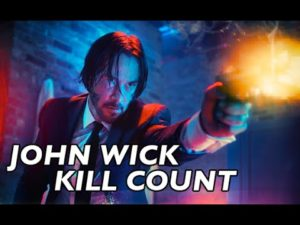 John Wick Kill Count