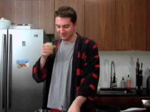 Kochshow geschiedener Väter