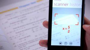 Mathe-App löst Rechen-Hausaufgaben