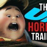 Bir korku filmi gibi Pixar'ın Up