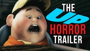 Pixars Oben als Horrorfilm
