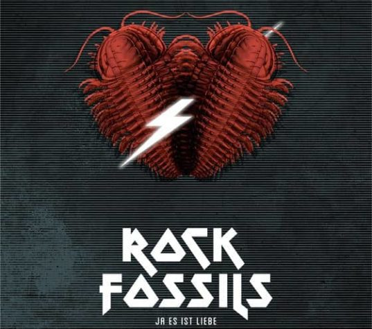 Rock Fossils - And, it's love!